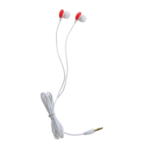 iCandy earphone red