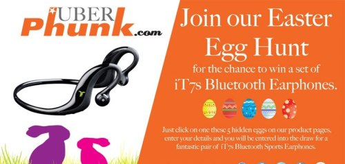 Guys, please join our Easter Egg Hunt competition !
